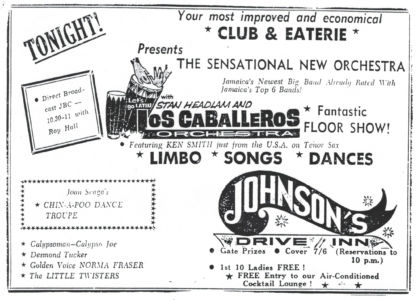 Johnson's Drive Inn Jamaica